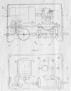 Компрессор воздушный КВ-10