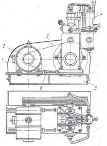 Компрессор 2-ОК-1