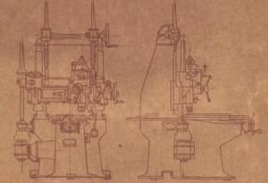 Станок координатно-расточной КР-450