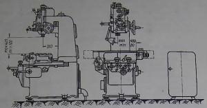 Станок координатно-расточной 2А430