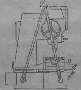 Станок координатно-расточной 2В440А