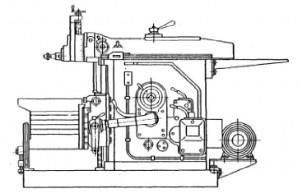 Станок поперечно-строганный 7Б35