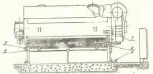 Ножницы кривошипные листовые НА3221