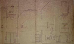 Пресс гидравлический П414