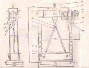 Пресс гидравлический усилием 40тс ОКС 1671М