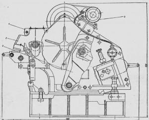Приводные комбинированные пресс-ножницы С229-А