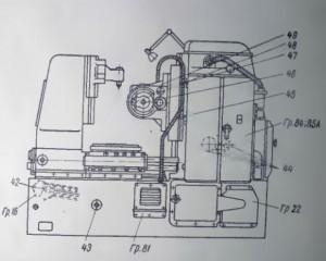 Станок универсальный зубофрезерный 5К32