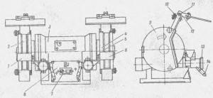Станок точильно-шлифовальный двусторонний 3Л631