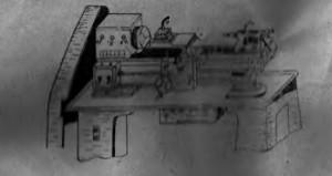 Станок токарно-винторезный ТВШ-3