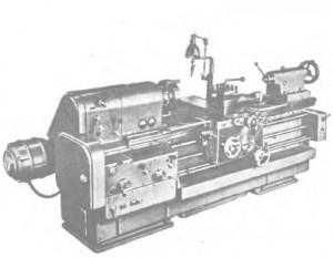 Станок токарно-винторезный SU50