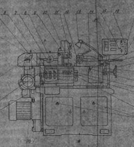 Паспорт скачать на Автомат токарно-револьверный одношпиндельный прутковый 1М116, 1М110